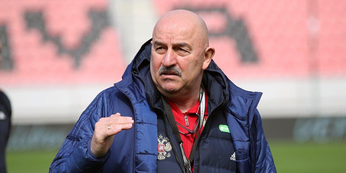 Черчесов ответил на критику Колоскова и Боярского о шансах сборной России на Евро-2020