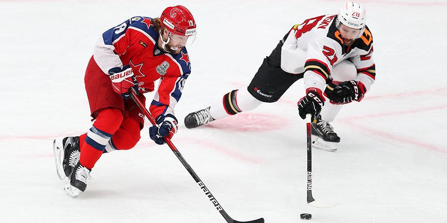 КХЛ изменила порядок ранжирования команд в таблицах конференций с сезона-2021/22