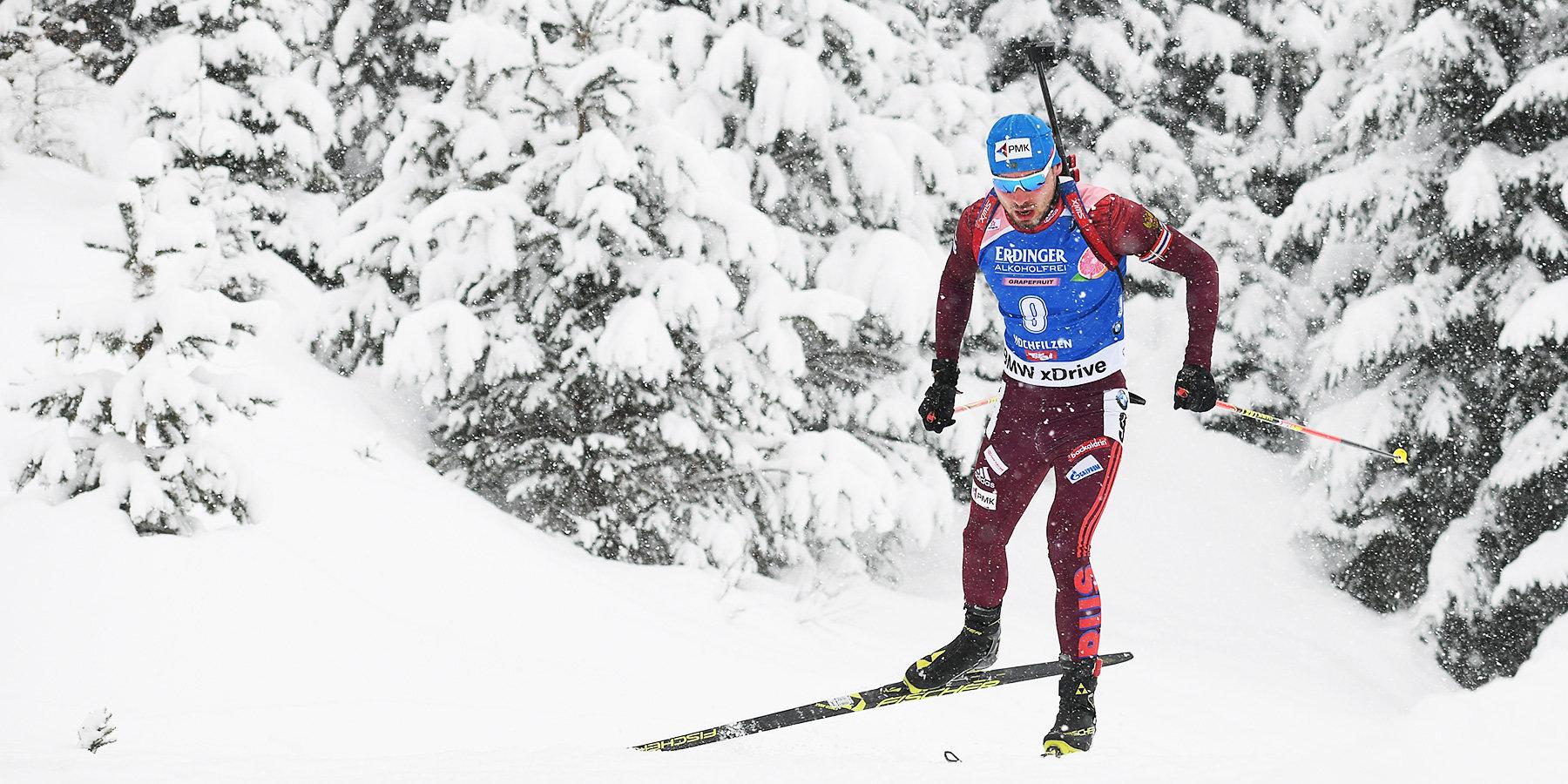Вита Семеренко несмогла удержать призовую позицию вгонке преследования этапаКМ
