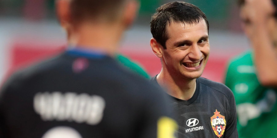 Источник: Дзагоев избежал травмы в матче с «Химками»