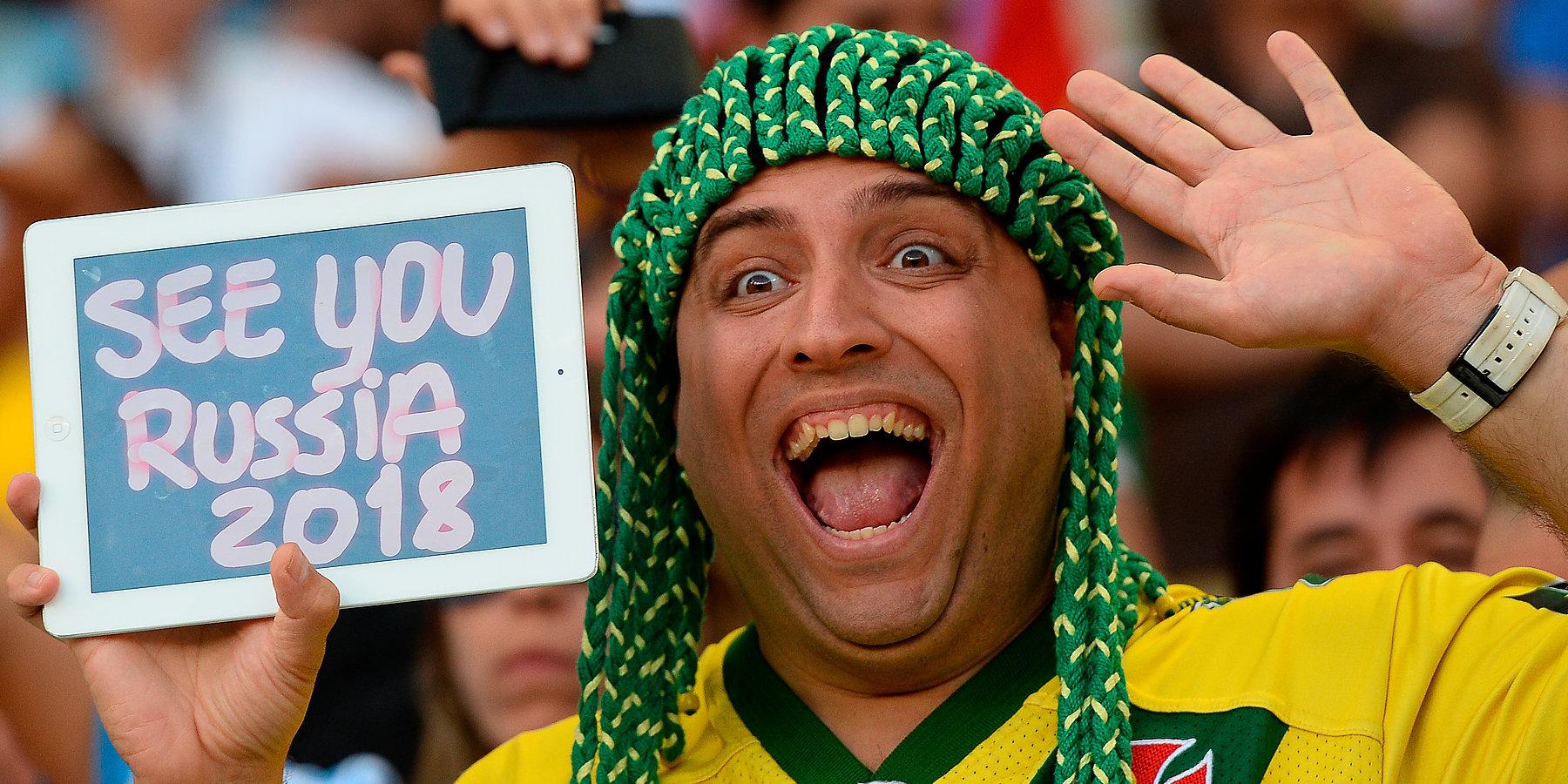 ФИФА в 1-ый день получила неменее 500 000 заявок набилетыЧМ