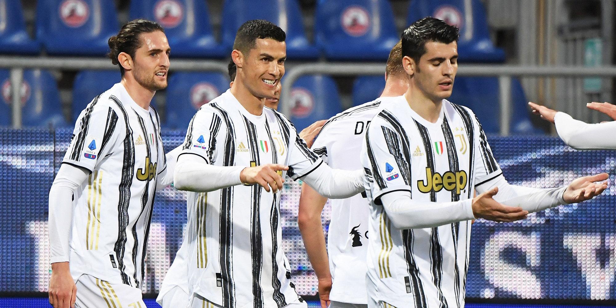 «Ювентус» победил «Парму» в Серии А, «Интер» не сумел переиграть «Специю»