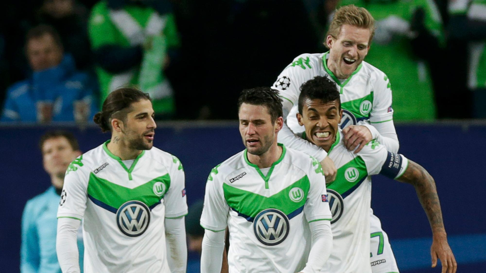 Вольфсбург бюджет футбол