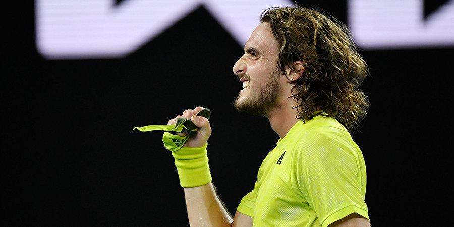 Стефанос Циципас: «Медведев — игрок, который открыл для себя почти всё в теннисе»