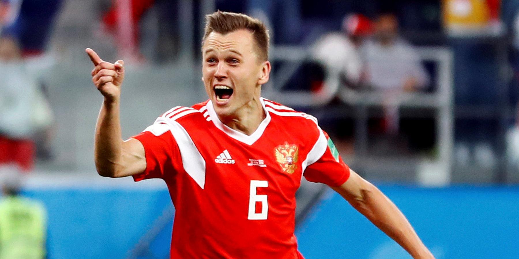 Денис черышев будет ли играть за сборную россии