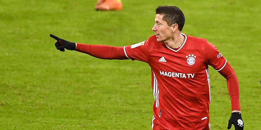 «Бавария» в гостях разгромила «Лацио» в матче плей-офф Лиги чемпионов