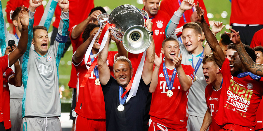 За немецким футболом — будущее. Почему?