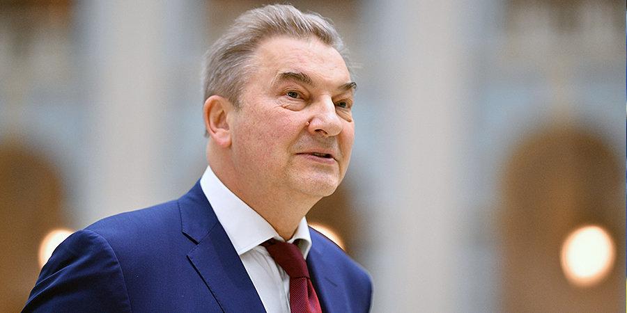 Источник: ЧМ по хоккею будет перенесен из Минска в Москву