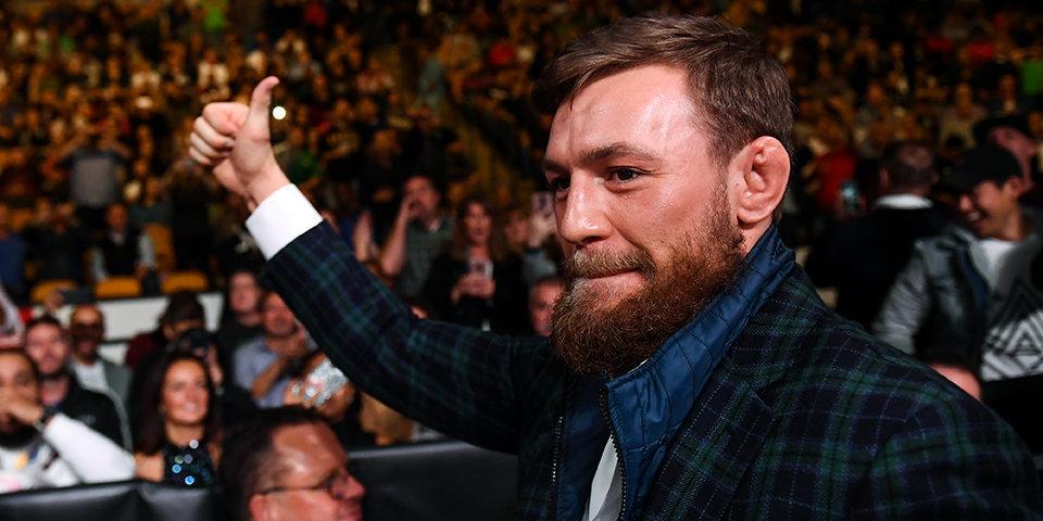 UFC сообщил, когда состоится пресс-конференция Макгрегора и Серроне