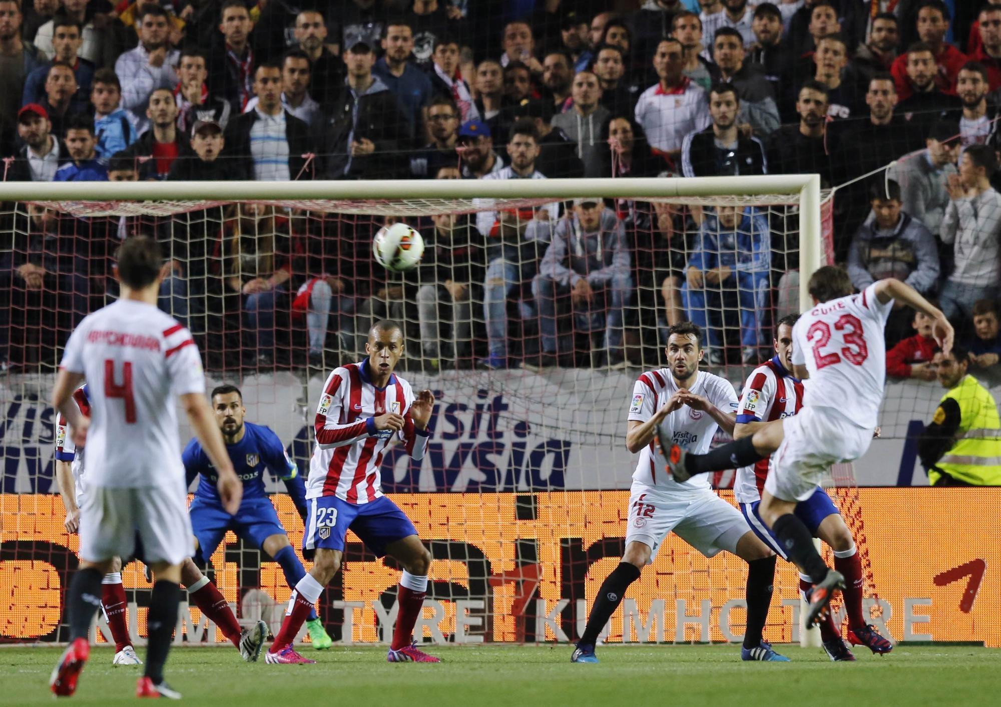 Вильярреал» притормозил «Реал»