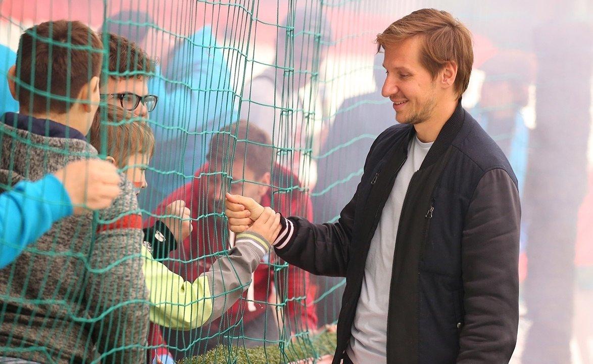 Евгений Шиленков: «Хочу создать такой проект, где клуб — лицо человека. Как у Галицкого»