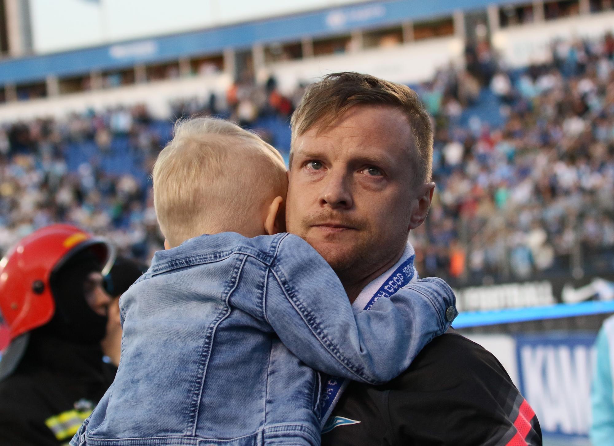 Экс-вратарь «Зенита» Вячеслав Малафеев стал заместителем спортивного директора клуба