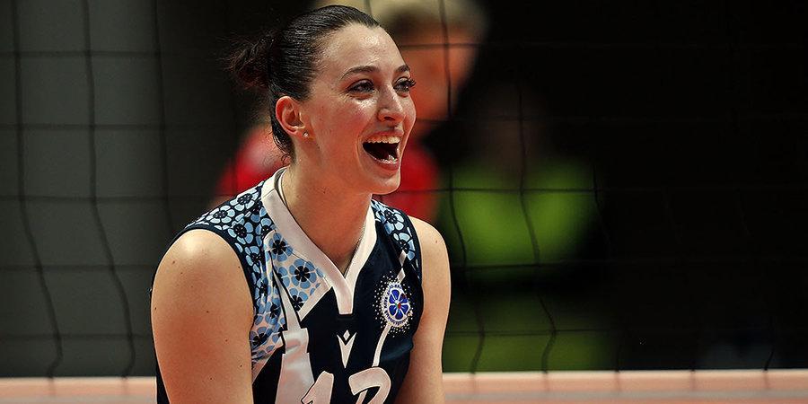 Евгения Старцева: «Я рада, что «Динамо» выиграло Суперлигу, но это не те эмоции»