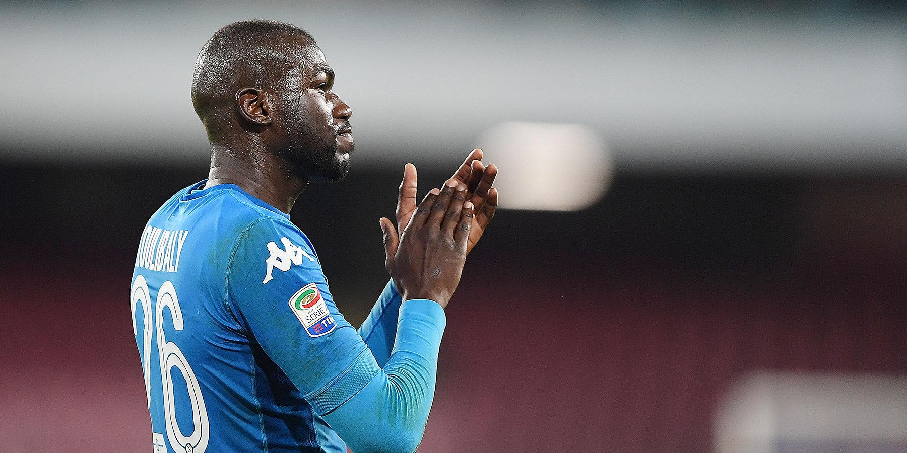 Игрок «Наполи» Кулибали заявил, что стал жертвой расизма