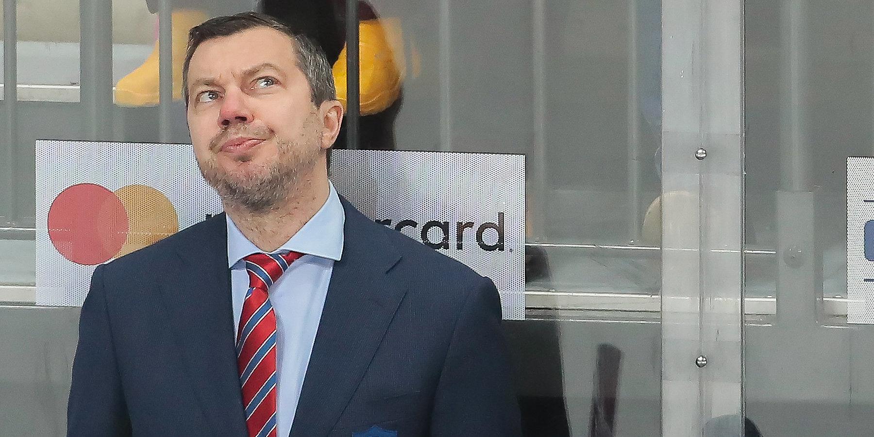 «Металлург» проиграл «Автомобилисту» в первом матче после возвращения Воробьева