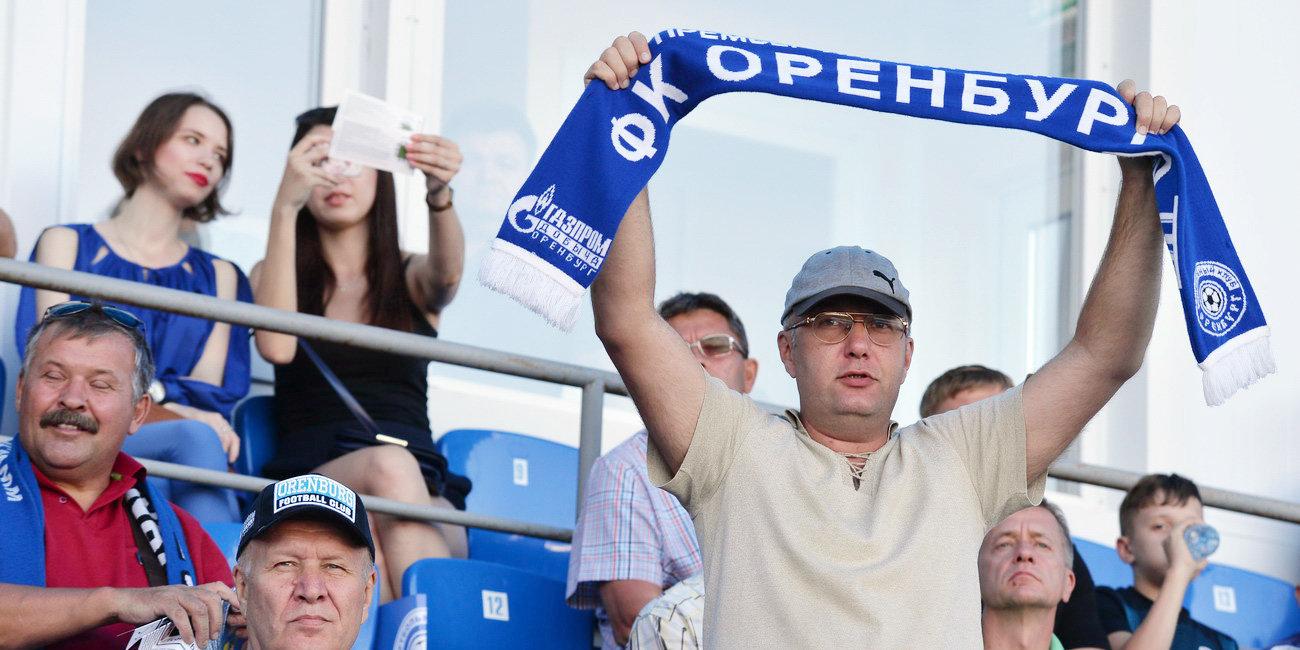 Федотов сменил Кецбая вдолжности основного тренера «Оренбурга»