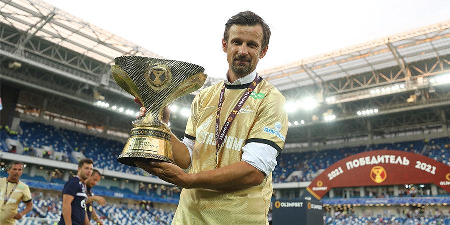 Семак стал самым титулованным тренером в истории «Зенита»