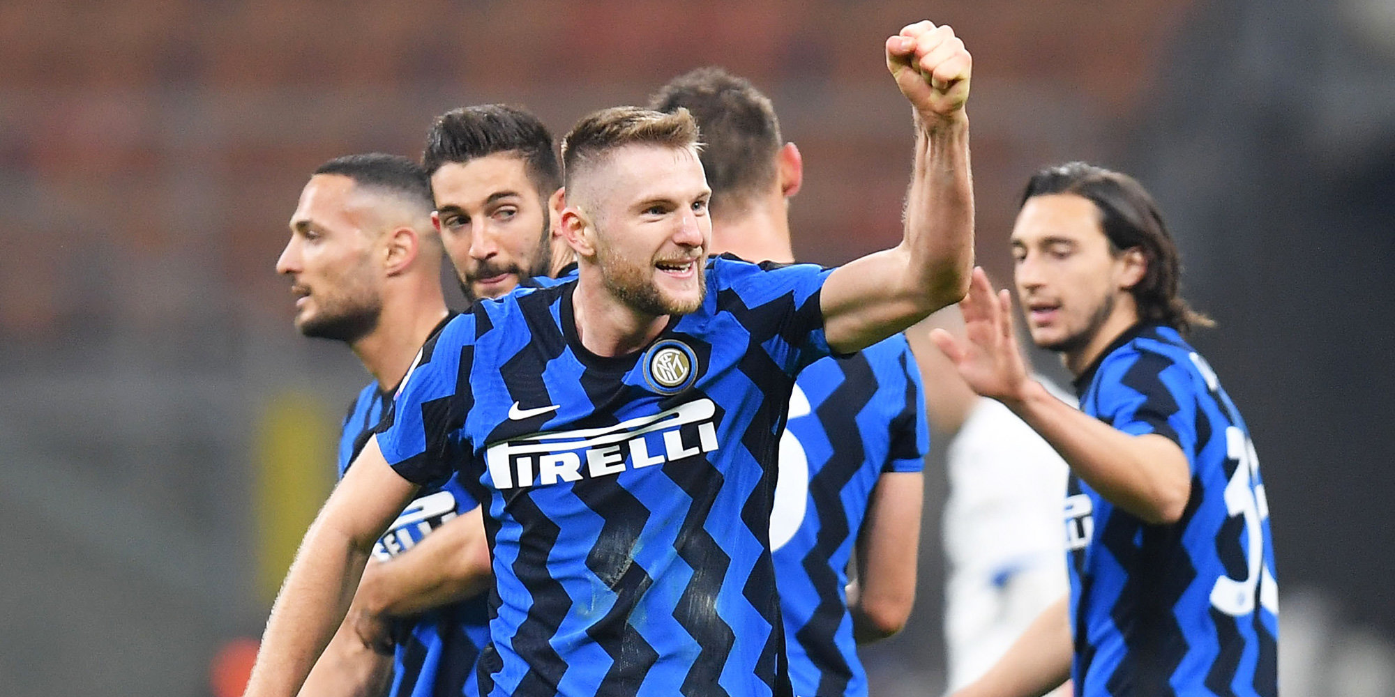 Футболисты «Интера» откажутся от бонусов в случае победы в Серии А