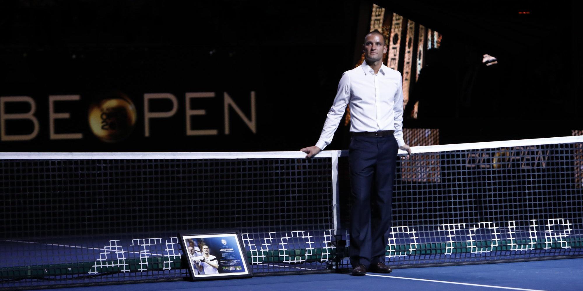 Южный выступил за возобновление теннисного сезона
