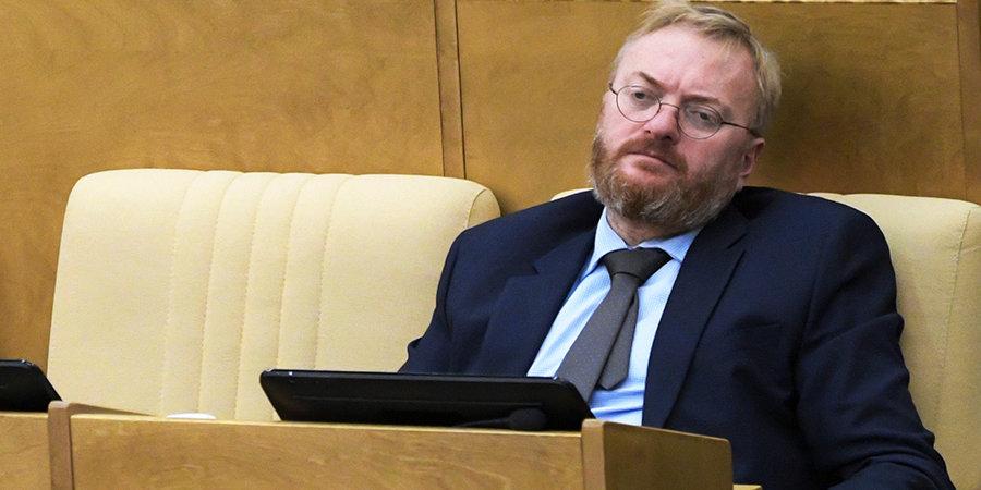Виталий Милонов: «Зениту» надо просто повторить поступок предков 1200-летней давности и завоевать Англию»