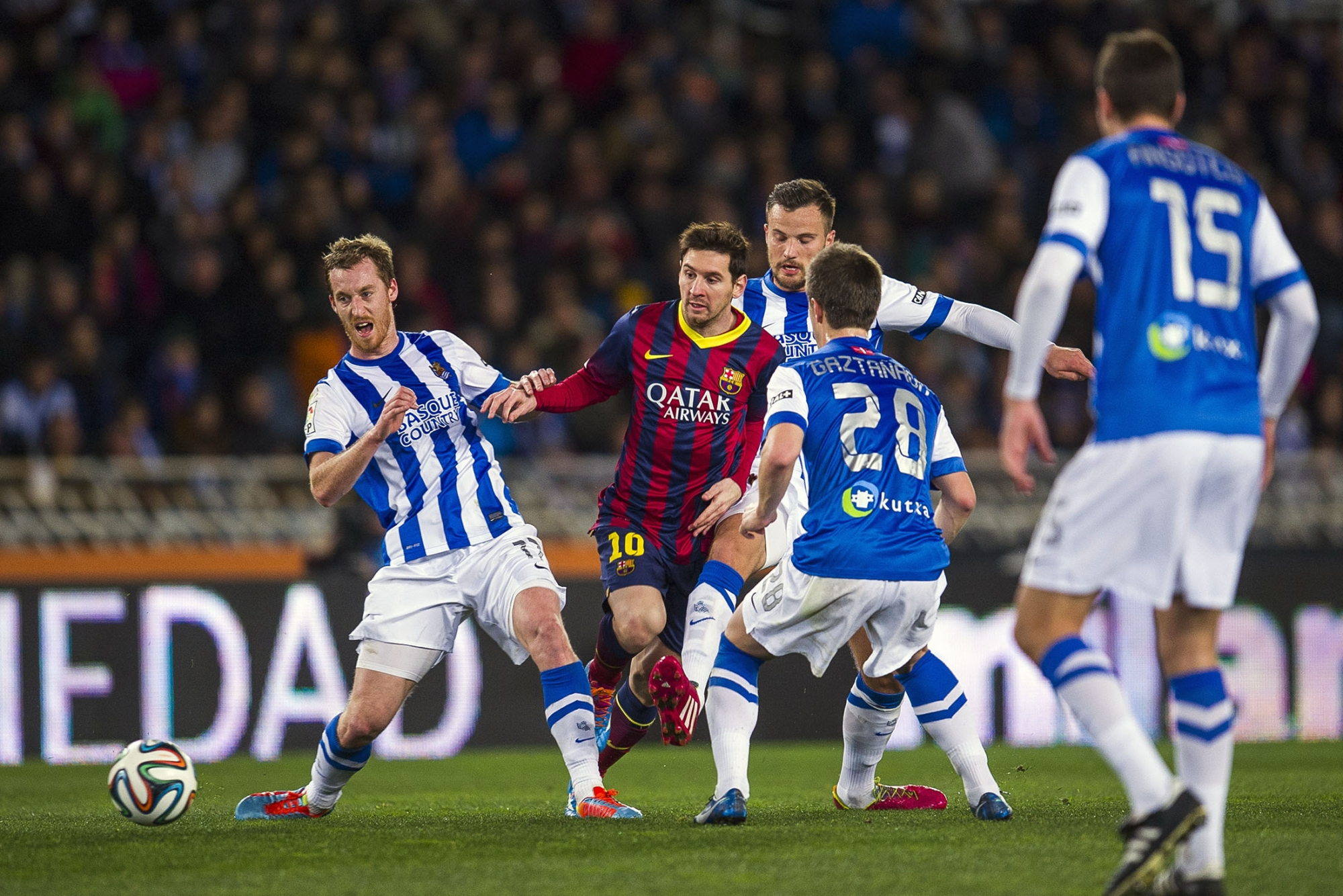 real sociedad vs barcelona