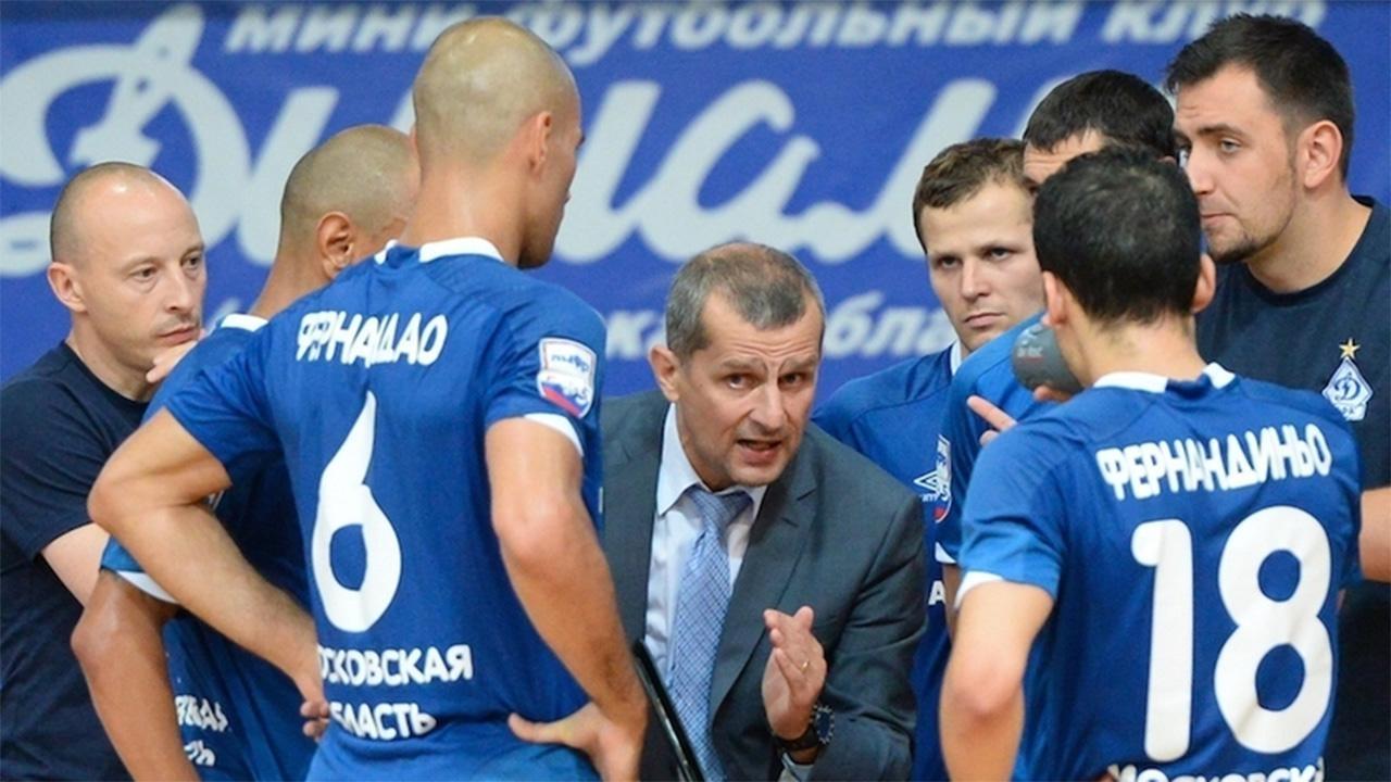 «Дина» и«Динамо» вышли вфинал чемпионата РФ