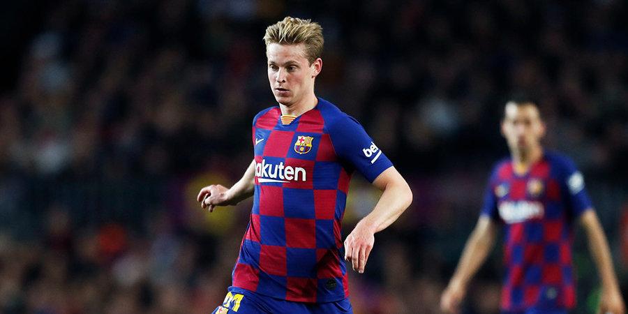 «Барселона» с минимальным счетом обыграла аутсайдера Примеры в 500-м матче Месси