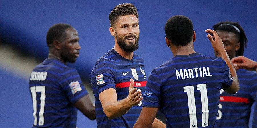 Гол Ловрена не спас Хорватию от поражения в матче с Францией
