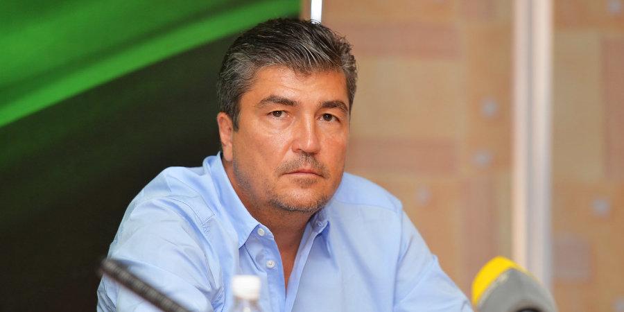 Николай Писарев в эфире «Матч ТВ»: «Мне непонятно, за что удалили Ахметова»