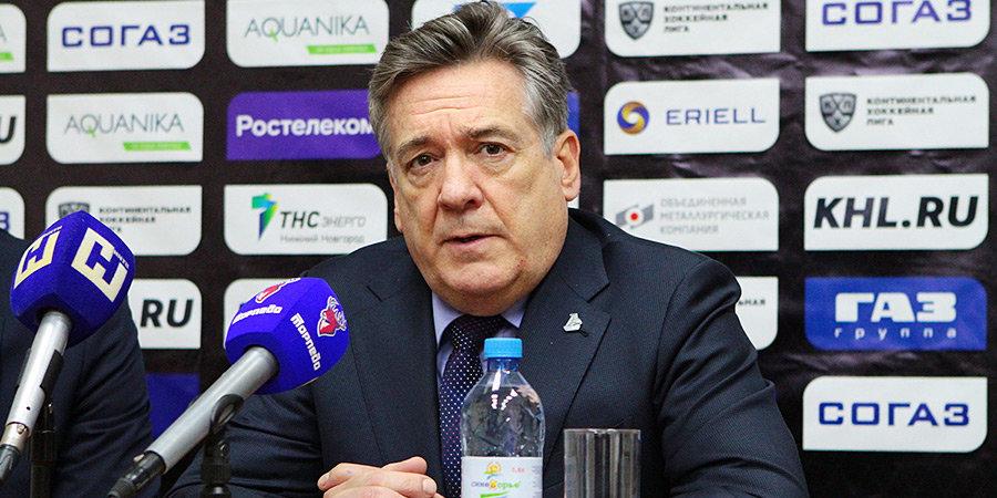 «Надеюсь, худшее позади». Заразившийся коронавирусом тренер «Локомотива» рассказал о своем состоянии