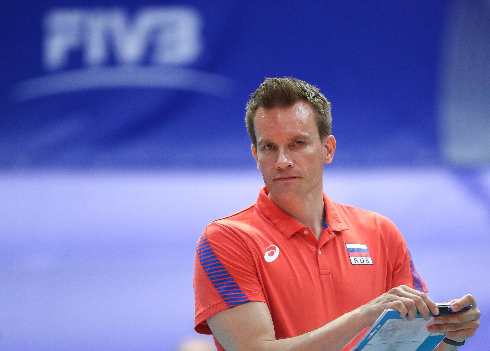 Туомас Саммелвуо: «Российским волейболистам нужно найти стабильность»