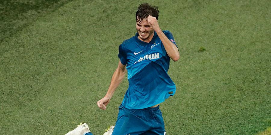 Александр Ерохин: «Спасибо Артему Дзюбе, что оставил мне мяч, после чего забил»