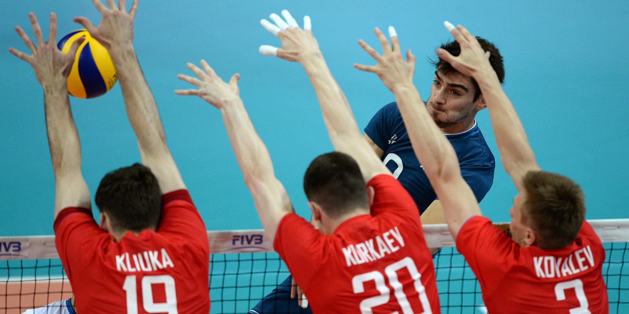 Чикаго примет «Финал шести» волейбольной Лиги наций