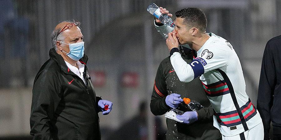 Андреа Пирло: «Роналду был прав, что был зол после матча за сборную»