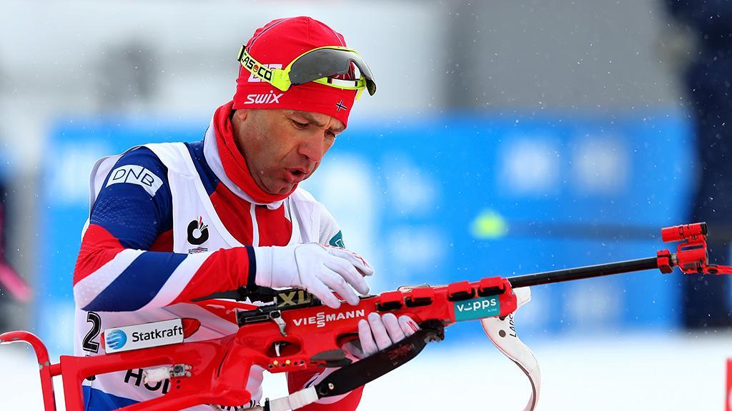 «Надеюсь, Бьорндален сосредоточится на собственной гонке»— Дарья Домрачева