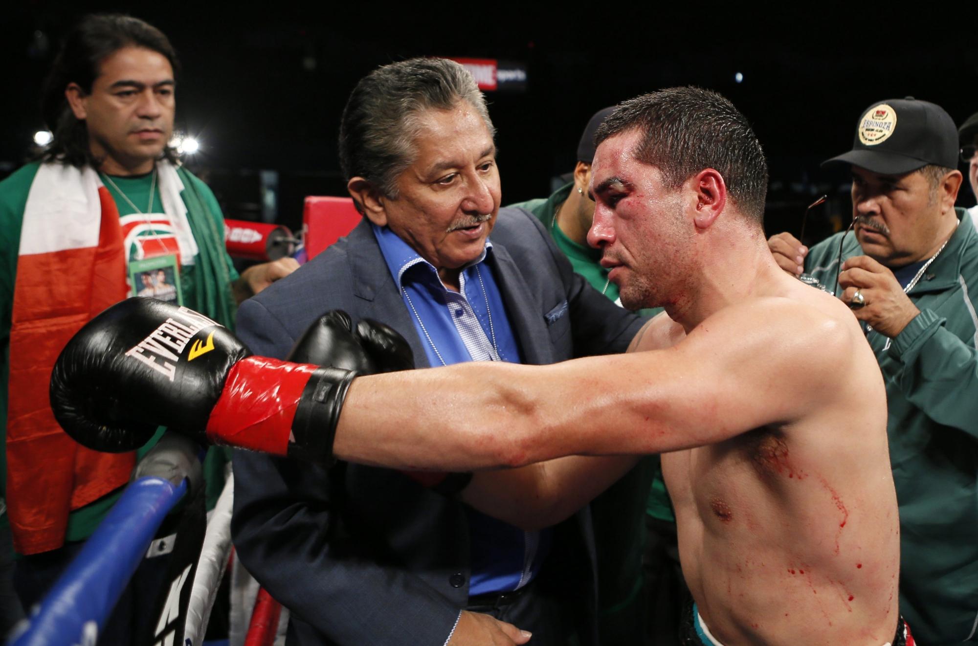 Хэй боится драться со мной за титул WBA — Бриггс