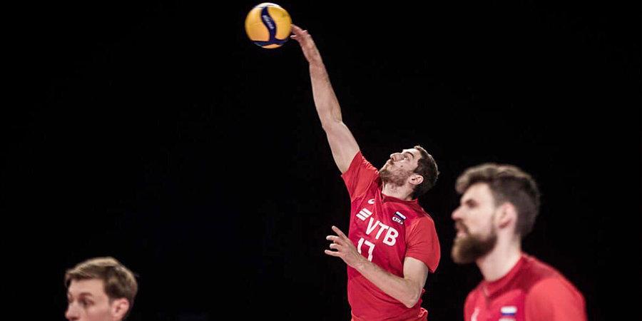 Всероссийская федерация волейбола огласила имена 14 кандидатов на участие в ОИ в Токио