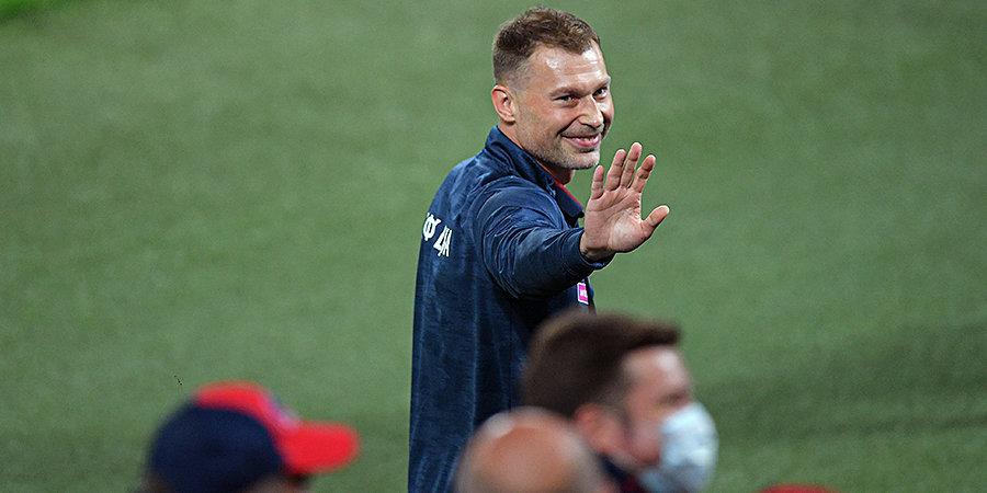 Гендиректор ЦСКА: «Не удивлюсь, если в следующем сезоне Василий Березуцкий вернется к нам»