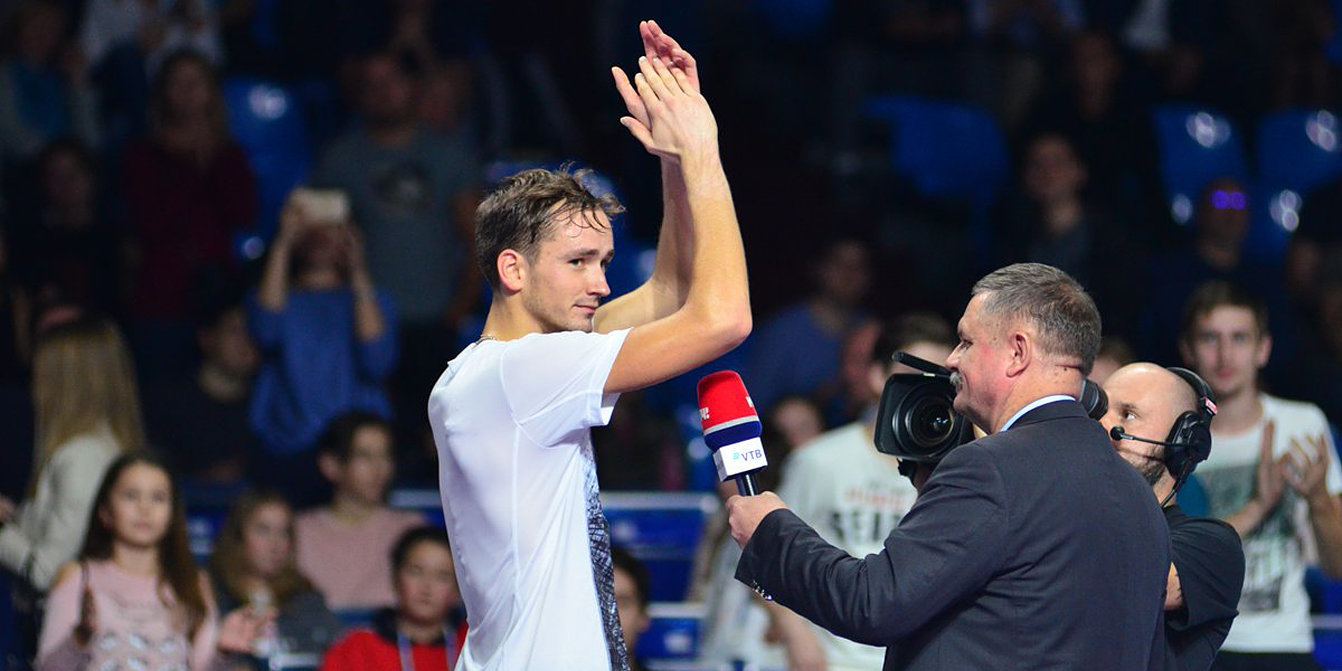 Ива Майоли: «Ведем переговоры с Медведевым и Чиличем для участия в St. Petersburg Open»