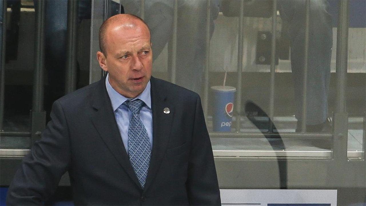 Скабелка— главный тренер «Авангарда»