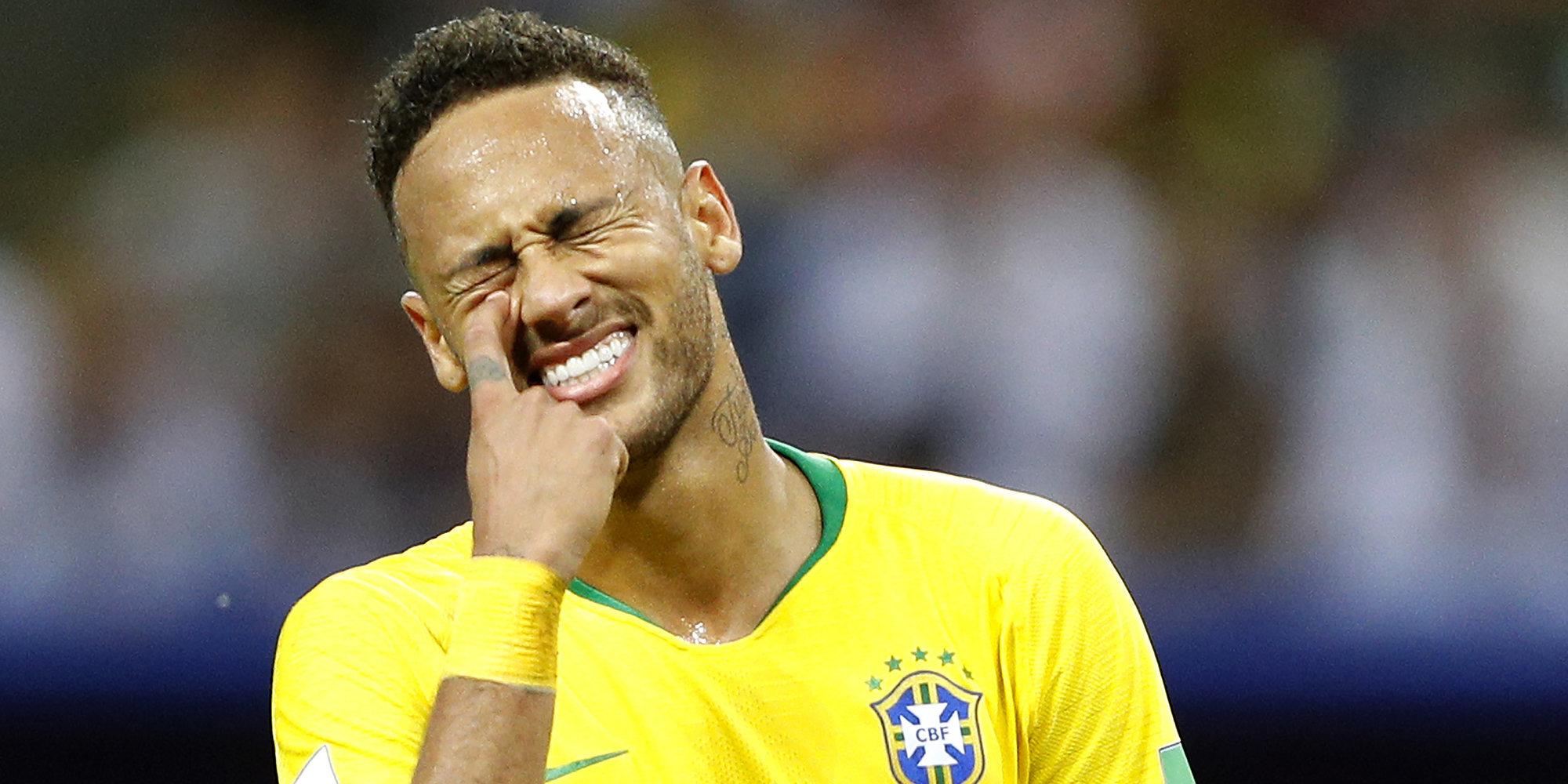 Неймар вышел на второе место в списке лучших бомбардиров сборной Бразилии и уступает только Пеле