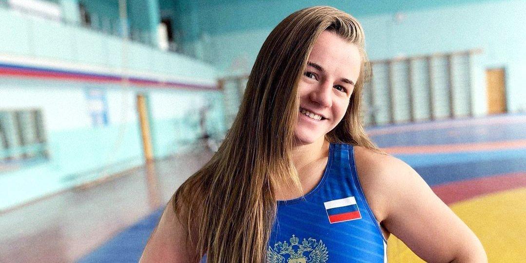 Соколова завоевала бронзу чемпионата мира по спортивной борьбе