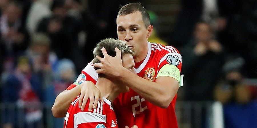 Станислав Черчесов: «Требовалось больше рисковать в матче с Шотландией, что и сделали во втором тайме»