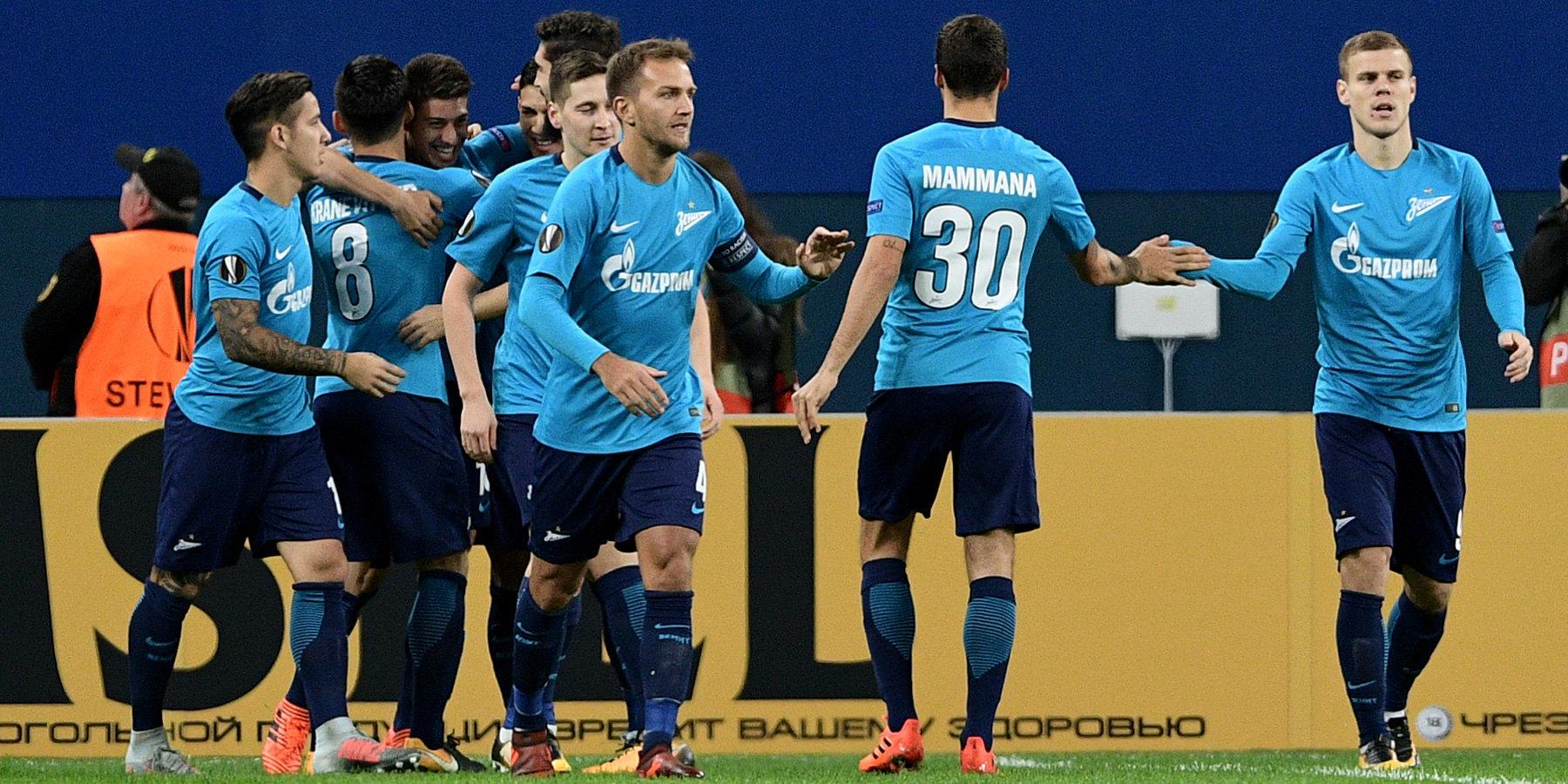 ЦСКА и«Зенит» объявили стартовые составы наглавный матч октября вРФПЛ