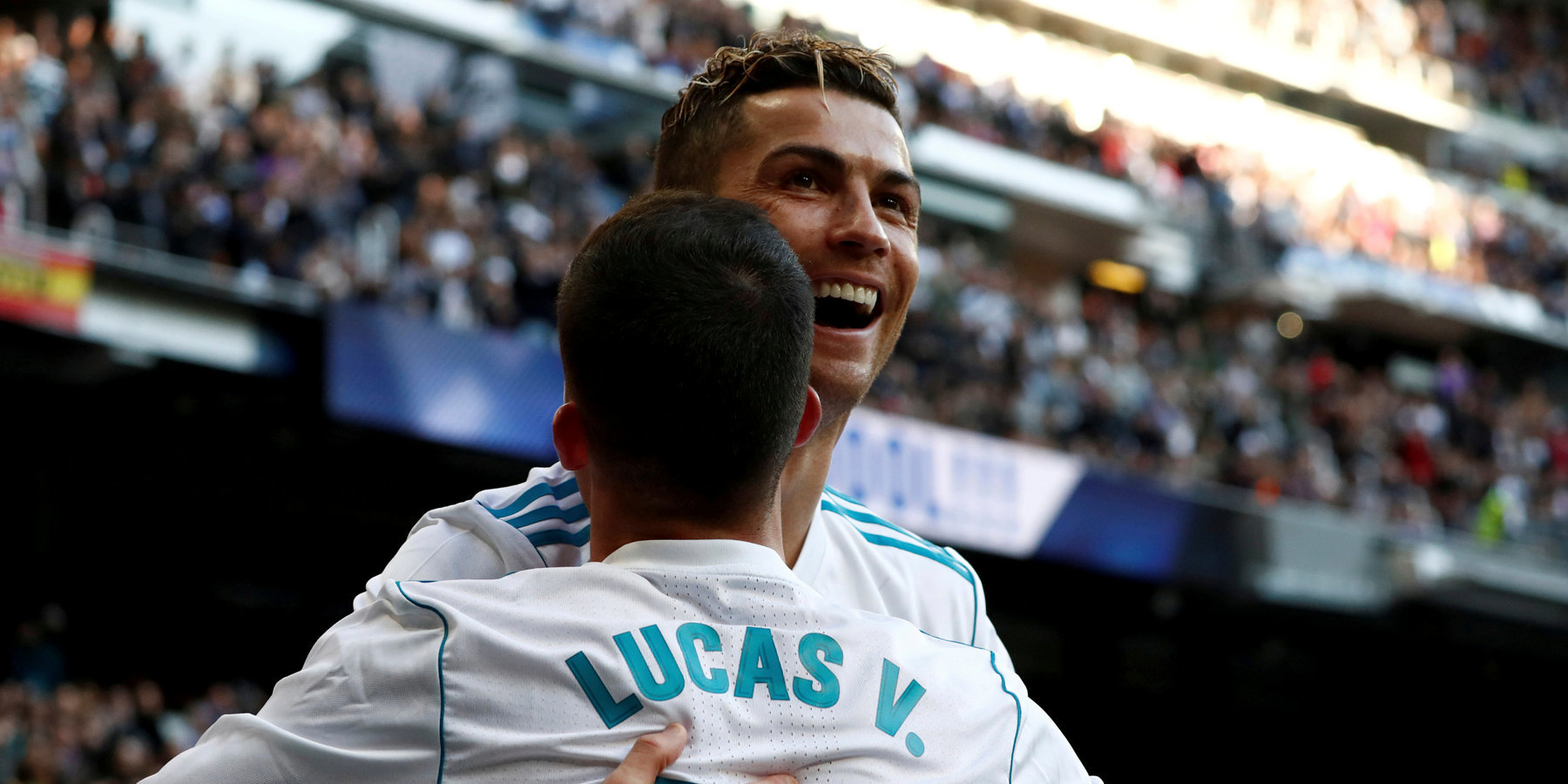 «Реал» разгромил «Жирону» в29-м туре чемпионата Испании, Роналду оформил покер