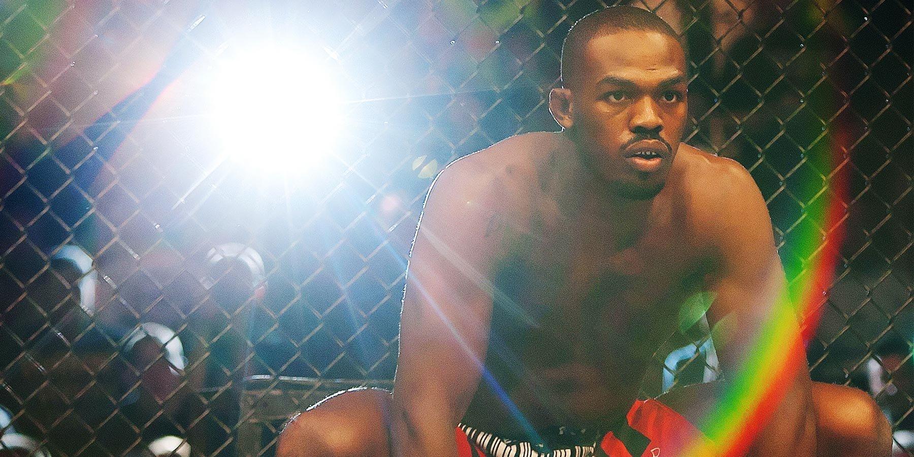 Джонс победил Рейеса на турнире UFC 247