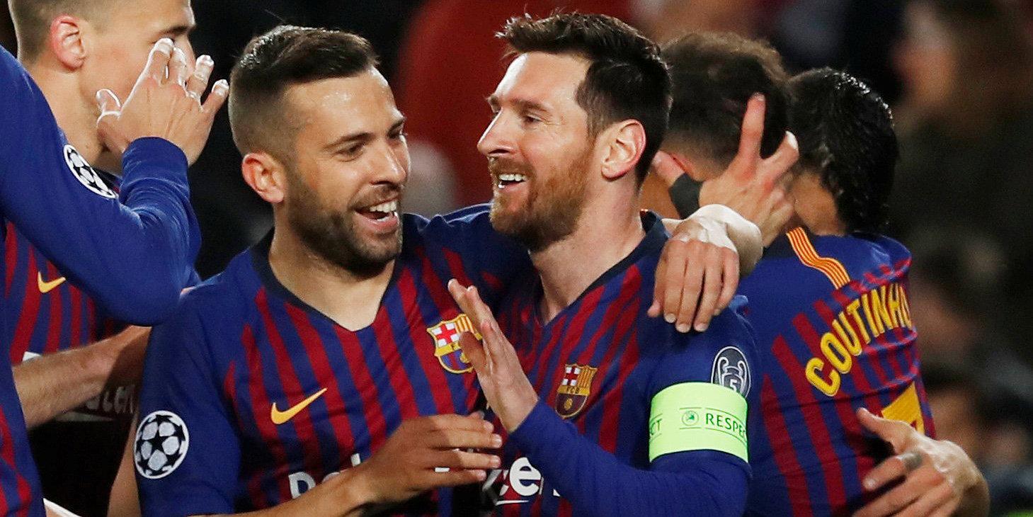 Упрямая цифра: «Барселона» дома «Ливерпулю» не забьет
