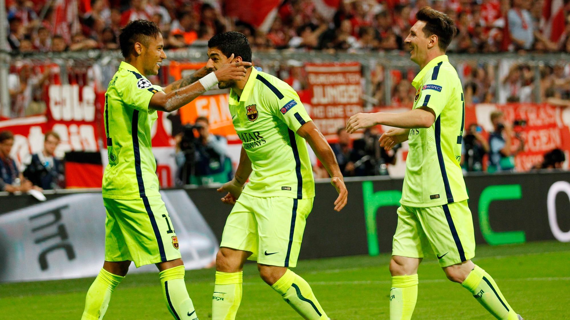 Месси отметил важность ЛЧ для Барселоны