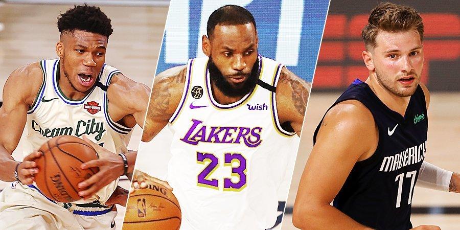 Дары волхвов. НБА раздает подарки на Рождество