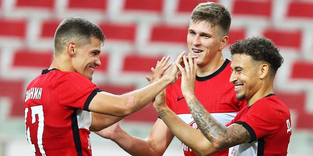 Дасаев заявил, что «Спартак» пройдет «Бенфику»